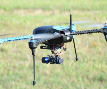 I droni del RETIS su TV Prato