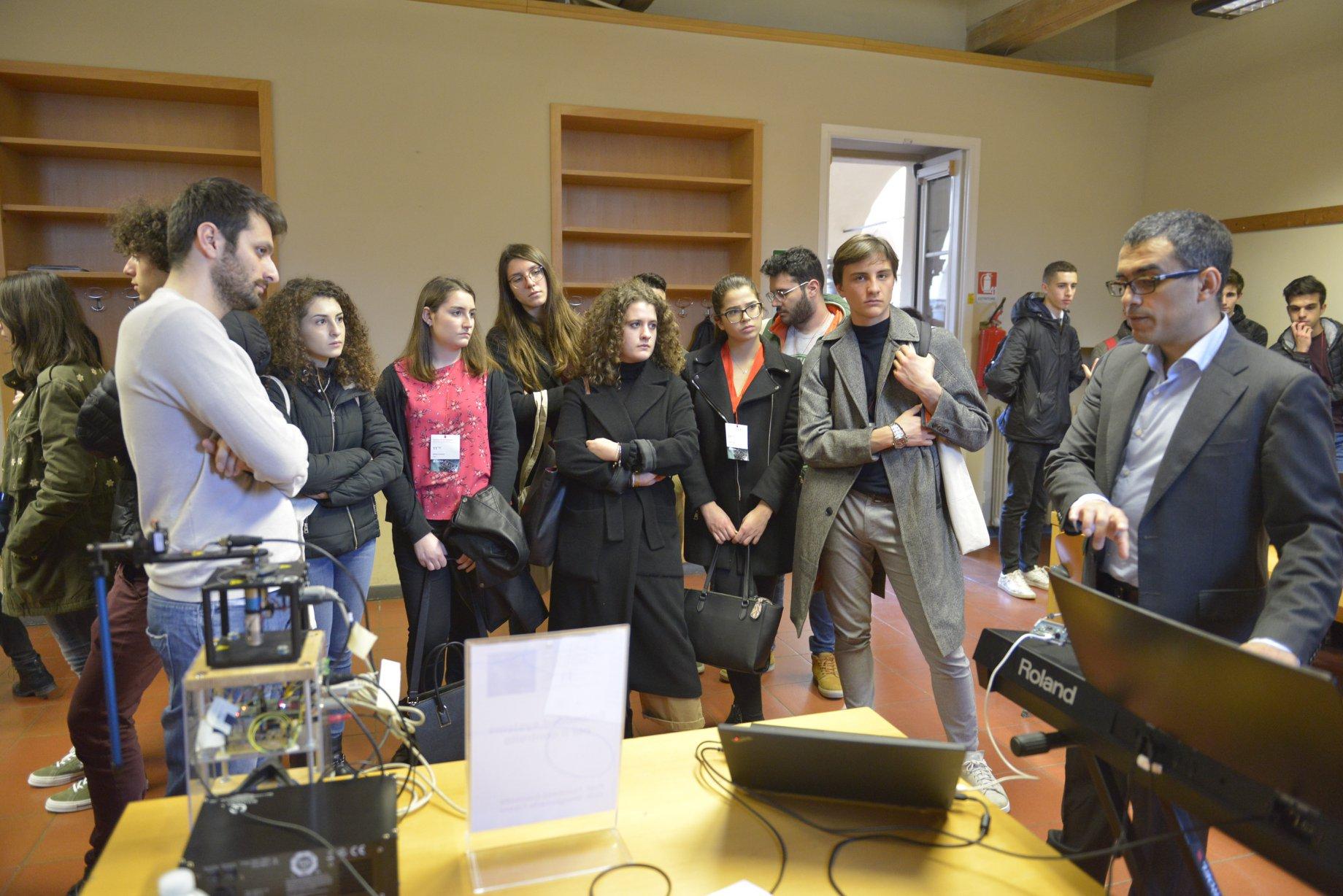 Orientation Day at the Scuola Sant'Anna