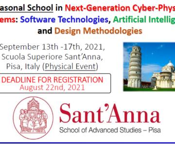 Seasonal School 2021 – Call for participation